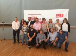 Presentación candidaturas municipales Los Serranos-Rincón de Ademuz